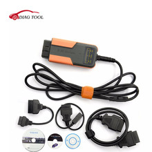 MVCI for TOYOTA TIS, for VOLVO VIDA DICE and for HONDA HDS MVCI diagnostic scanner with free shipping(China)