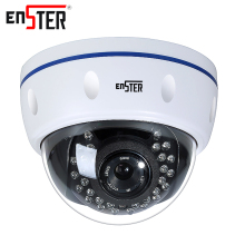 Enster 720P Plastic Dome IP Camera vigilancia ipsecurity adjustable lens camera Indoor 1080P home ip camera view by phone