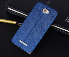"011 for BQS 5070 HQ new style flip PU leather case open up and down for BQ Mobile BQS 5070 Magic 5.0""(China)"