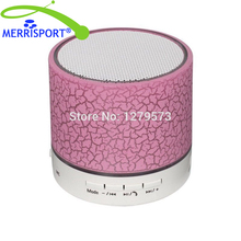 MERRISPORT Super Bass Mini Portable Bluetooth Wireless Speaker For Home Car iPhone Samsung IOS Android Smart Phone and Tablet PC(China)