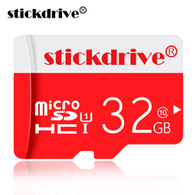 100% Original micro sd card 64GB 32GB 8GB 16GB 128GB Speed Memory card TF cards SDXC SDHC for phone tablet free otg usb adapter(China)