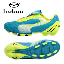 TIEBAO Professional FG & HG Soles 38-44 Size Soccer Shoes Sneakers Men Women Football Boots Athletic Sports Soccer Cleats