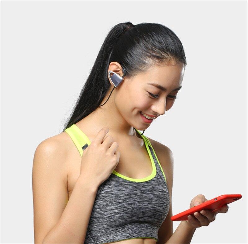 OVEVO B08 Bluetooth Headset Universal Sports Hanging Earphone HIFI Sound Quality F22242