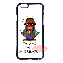 Notorious BIG Cover Case for LG G2 G3 G4 iPhone 4S 5 5S 5C 6 6S 7 Plus iPod 5 Samsung Note 2 3 4 5 S3 S4 S5 Mini S6 S7 Edge Plus