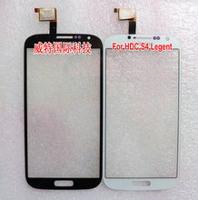 "New 5.0"" Digitizer HDC Galaxy S4 Legend touch screen Front Touch panel Digitizer Glass Sensor Replacement Free Ship"