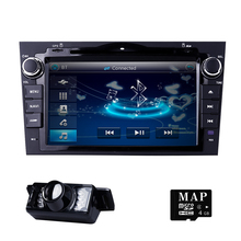 8 inch Digital Touch Screen Car Radio 2Din Stereo in Dash for Honda CRV C-RV Support GPS Navigation Bluetooth DVD CD Player RDS