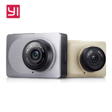"YI Dash Camera 2.7"" Screen Full HD 1080P 60fps 165 degree Wide-Angle Car DVR Vehicle Dash Cam with G-Sensor Night Vision ADAS(China)"
