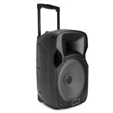 Top Quality Acoustics 12 inch Speaker Karaoke Singing Machine System For ipad for iphone/Laptop/TV Square Dance Loudspeaker New(China)