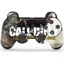 Call of Duty Design Protector Vinyl Skin Sticker For PS3 Controller Controle Decal Gamepad Cover For Sony Playstation 3(China)