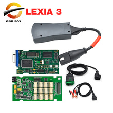 2017 hot selling Lexia-3 lexia 3 V48 for Citroen for Peugeot Diagnostic PP2000 V25 with Diagbox V7.83 Software Support 307