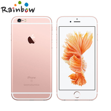 "Original Apple iPhone 6s iOS Dual Core 2GB RAM 16GB 64GB 128GB ROM 4.7"" 12.0MP Camera 4G LTE Mobile Phone"