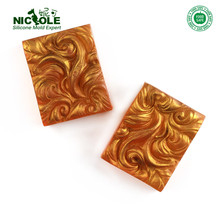 2017 New Arrivals,Homemade Silicone Soap Moulds,Handmade Silicone Natural Soap Molds