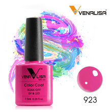 #61508 CANNI output Venalisa Color Gel Manufacturer 7.5ML Nail Polish Gel UV/LED Lamp Curing Gel Polish(China)