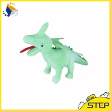 Free Shipping 1pcs 20inch Green Cute Ptersaur Plush Dinosaur Toy Soft Dinosaur Doll Party Home Decor Kids Gifts ST401