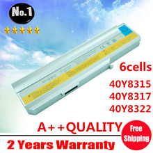 Wholesale New 6cells laptop battery FOR LENOVO 3000 N100  C200 N200 deries  40Y8315 40Y8317 40Y8322 92P1183  free shipping