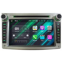 2GB RAM quad core 16GB Rom Android 7.1.2 Car DVD Double Din GPS Navigation Video Mutimedia For Subaru Legacy Outback 2008-2013(China)