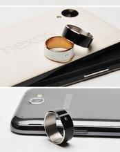 1000X pole control NFC smart ring high-tech magic ring-ring couples the second generation cell phone watch