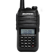 Baofeng UV-B9 Walkie Talkie 8W High Power 4800mAh Li-ion Battery 136-174MHz 400-520MHz Dual Band 10km long range Two Way Radio