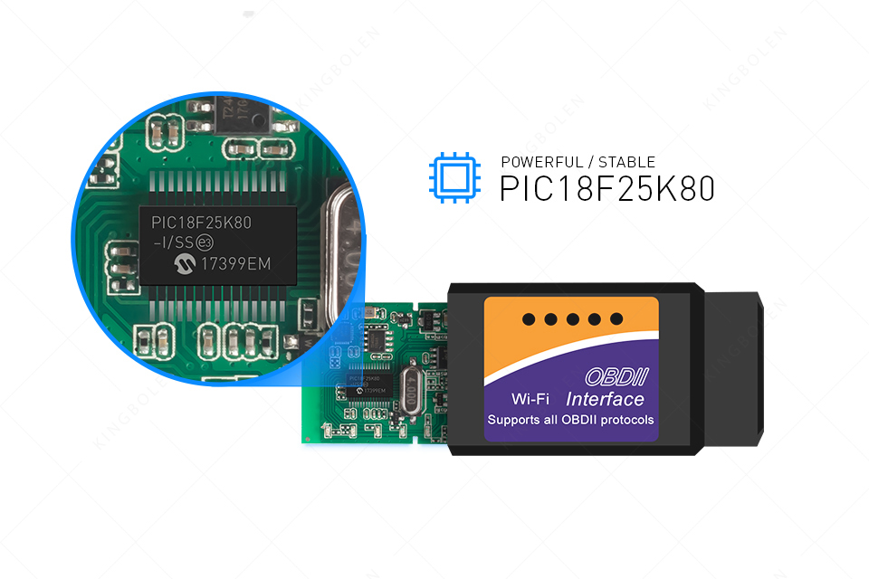 ELM327 wifi with PIC18F25K80 (5)