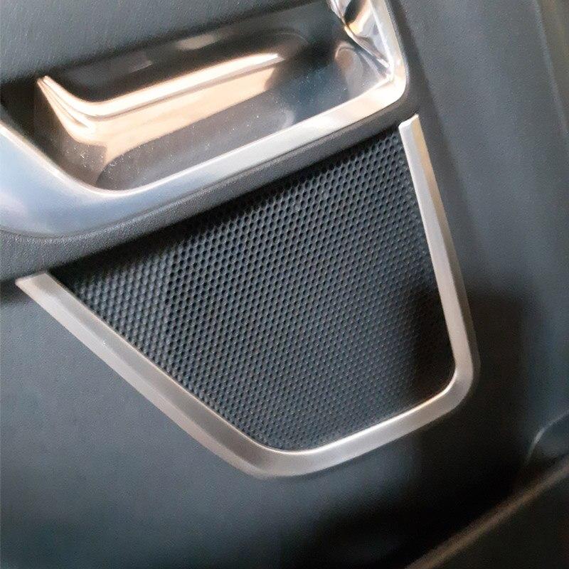 ABS Matt Console Front Cup Holder Cover Trim for Jaguar F-Pace X761 2016-2017