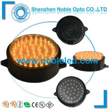 Best price 100mm 45LEDs traffic light module/core/parts