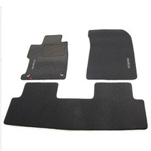 3pcs High Quality Odorless Auto Carpet Mats Perfect Fitted For Honda Civic