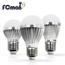 LED Bulb E27 3W 5W 7W 9W 12W 220V 220V 240V Cold White Warm White Lampada Ampoule Bombilla LED Lamp(China)
