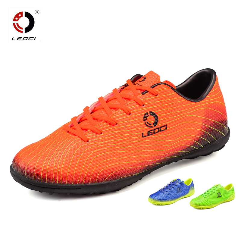 Turf indoor soccer shoes Cleats superfly man football boots hall Football shoes for futsal Kids sneakers 33-45 Free shipping<br><br>Aliexpress