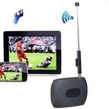 New TV Receiver DVB-T ISDB-T Digital Mobile TV Tuner for Android & IOS Device to Watch TV in Brazil Eastern Western Europe