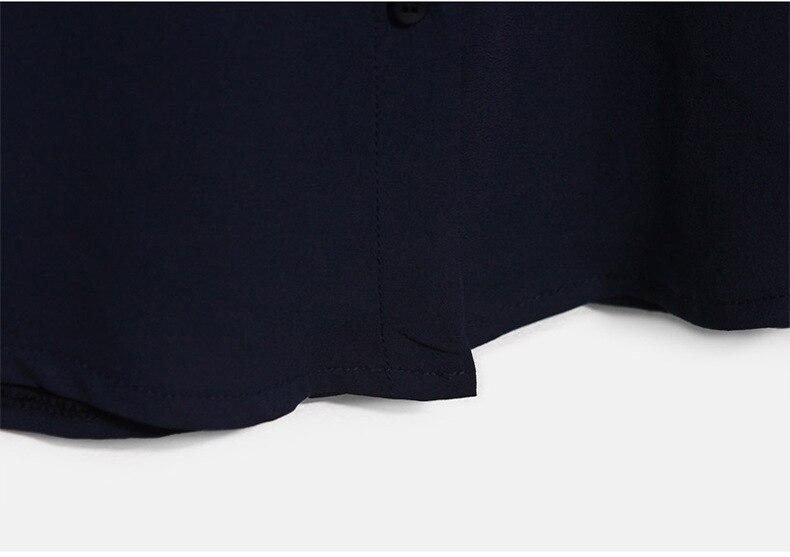 Pikkade varrukatega õhulised särgid – 16 värvi
