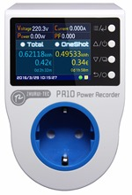 PR10-C EU16A home power metering socket / home energy meter /power recorder / electricity meters/16 currency units