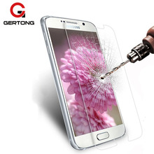 GerTong Tempered Glass Screen Protector for Samsung Galaxy Note 2 3 4 5 S3 S4 S5 S6 mini A3 A5 A7 A8 J1 J5 J7 E5 E7 G360 G850
