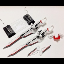 Free shipping BTF Sword Weapon Unit Equipment for 1/100 MG MBF-P02 Gundam Astray Red Frame