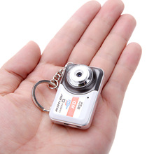 X6 Portable Ultra Mini HD High Denifition Video Camera Digital Camera Mini DV Support 32GB TF Card with Mic Mini Camcorders(China)