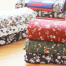 Fashion fabric for dress t-shirt many uses / 100% Modal Rayon Viscose  Smooth Soft / Colorful Flowers Printed