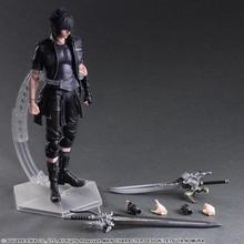 Playarts KAI Final Fantasy XV FF15 Noctis Lucis Caelum PVC Action Figure Collectible Model Toy 25cm KT3128(China)