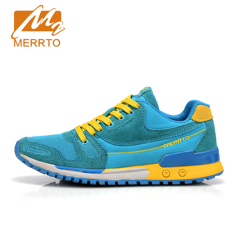 MERRTO Atislip Brand Walking Shoes Women Athletic Breathable Air Sneakers Female Outdoor Sport Shoes Ship From Russia#18576<br>