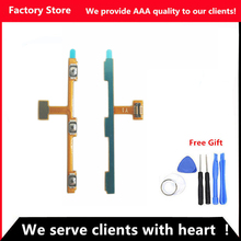 Q&Y QYJOY AAA Quality Phone Flex For Meizu M2 Note Power On/Off + Volume Up/Down button Flex Cable For M2 Note Cell Phone Parts(China)