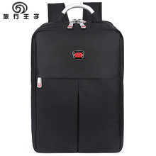 Nylon Waterproof Material Double-deck Shoulder Computer Backpack 14.3 To 15.6 Inch Bussiness Men Tablet Lightweight Thin Laptop(China)