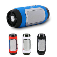 Protatble Mini Wireless Stereo Bluetooth Speaker Use For iPhone iPad Android Phone Tablet PC Music Speaker TF Card USB Support