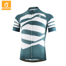 EMONDER Mens PRO TEAM AERO Race Cycling Jersey Top Quality Italy antislip Band  Road Mtb Short Sleeve Bicycle Shirt bike gear