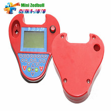 2017 Newest Super MiNi ZedBull Auto Key Programmer Zed-Bull Zedbull Transponder No Tokens Limit MiNi Zed Bull Car Key Programmer(China)