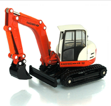 1:50 alloy engineering vehicles, high simulation model of excavating machinery ,children's educational toys, free shipping