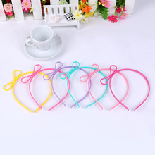 Durable BowHairBand BABY Headdress Headband Hair Ornaments Children Hair Hoop HairCard Hair Accessories Hair Clip Korea Headwear