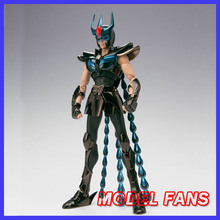 MODEL FANS IN-STOCK Aurora speeding Saint Seiya black Phoenix ikki TV Version Cloth Myth gift Sagittarius Helmet ACTION FIGURE