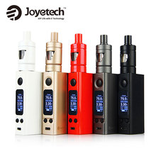 100% Original Joyetech eVic VTC Mini Starter Kit TRON-S Atomizer 4ml Upgradeable Firmware 75W Box Mod evic-vtc Vape - Heavengifts Electronic Cigarettes store