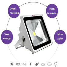 New Product Led Light 30W Cool White Aluminum Led Flood Light With Imported Driver Beam Angle 120degree LED Outdoor Lightings(China)
