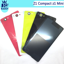 Buy Rear Z1 Mini Battery Back Cover Sony Xperia Z1 Compact z1 Mini D5503 M51w Battery Door Back Case Housing for $2.20 in AliExpress store