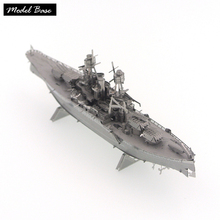 3D Puzzle Model Adults DIY Metal Puzzles 3d Educational Toys Kits Military Jigsaw Puzzle Metal Ship Models 3d Model Airplane