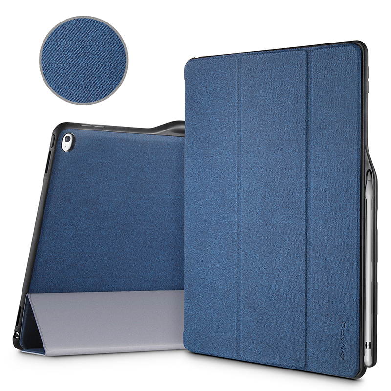 For iPad Pro 12.9 Case Leather PU Ultrathin Flip Folio Case With Pencil Holder For Apple iPad 12.9 Cover Auto Sleep/Wake Stand<br><br>Aliexpress